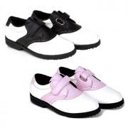 USKids Swing-Right Spikeless Golf Shoes【ゴルフ ジュニア>ゴルフシューズ】
