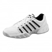 K-Swiss Big-Shot Bigshot Light Leather Tennisschoenen Heren - wit