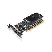 Lenovo ThinkStation Nvidia Quadro P600 2GB GDDR5 Mini DP * 4 Graphics Card with LP Bracket