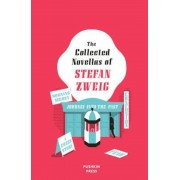 Collected Novellas of Stefan Zweig, Hardcover