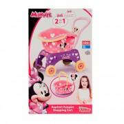 Disney Minnie egér 2 az 1-ben bevásárlókocsi