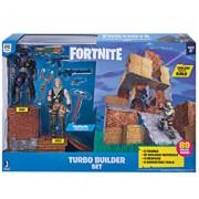 Set de joaca Fortnite Turbo Builder - 2 figurine si accesorii