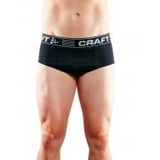 Craft M's Greatness Brief Black/White M 2019 Underkläder för cykling