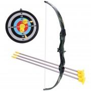 Juguete De Disparo De Arco Y Flecha 360DSC 35881Q - Negro