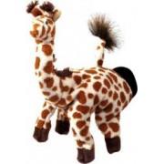 Papusa de mana Girafa Beleduc
