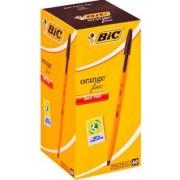BIC Orange Fine Point Ballpoint Pen-Black-Fine