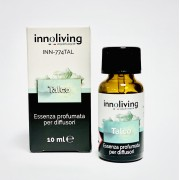 Ароматно масло INNOLIVING TALCO за арома дифузер - марсилски талк (10 мл)
