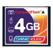 Dane-Elec Vivitar ViviCam 3735 Digital Camera Memory Card 4GB CompactFlash Memory Card