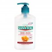 Sapun lichid Antibacterian Sanytol Nutritiv 250ml