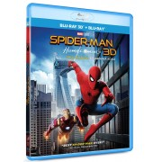 Omul-Paianjen: Intoarcerea acasa / Spider-Man: Homecoming - BLU-RAY 3D + 2D Mania Film