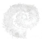 Bristol Novelty BA1672 Feather Boa 80g White, One Size