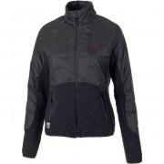 Maloja Women WallomaM. Hybrid Fleece Jacket charcoal