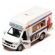 Pullback Action Ice Cream Vending Truck