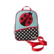 Kidsland Little Harness Backpack - Ladybug