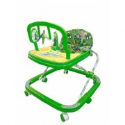 Oh Baby Baby Adjustable Musical Walker With Green Color For Your Kids KSA-NTG-SE-W-14