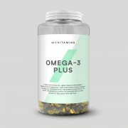 Myvitamins Omega-3 Plus Softgels - 250Capsules