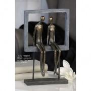 """Sculpture Sympathy """"Casablanca"""""""