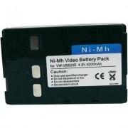 BN-V25U JVC kamera akku 4,8 V 3600 mAh, (252100)