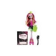 Boneca Monster High Mattel Intercâmbio Monstro - Marisol Coxi