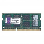 Kingston ValueRAM SO-DIMM DDR3 1333 PC3-10600 8GB CL9