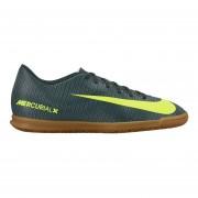 Zapatos Fútbol Hombre Nike Mercurialx Vortex III CR7 IC-Negro