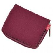 4You Geldbörse Zipper Wallet Zigzag Berry 791