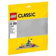 Lego (10701). Base grigia