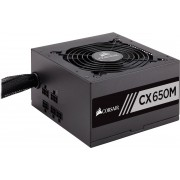 Corsair CX650M 650W ATX Zwart power supply unit