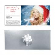 Ajándékutalvány Karácsonyra 25 000 Ft értékben