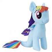 Hasbro My Little Pony the Movie Rainbow Dash Sea-Pony Soft Plush