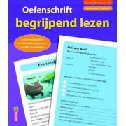 Deltas Oefenschrift Begrijpend Lezen 2e Leerjaar (Groep 4) E4