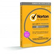 Symantec Norton Security Premium - 10 Appareils