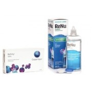 Biofinity Toric (6 lentile) + ReNu MultiPlus 360 ml cu suport