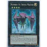 3 Pieces Set Yu Gi Oh English Version Number 16: Shock Ruler Ruler Ct09 En014 Super English Version Of Master/No.16 Color Shock (Japan Import)