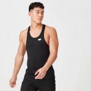 Myprotein Stringer Vest Dry-Tech - XL - Black