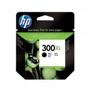HP 300 XL BK -CC641EE med chip, svart bläckpatron, Original, 12 ml