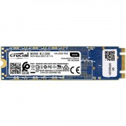 SSD M.2, 250GB, Crucial MX500, SATA3 (CT250MX500SSD4)