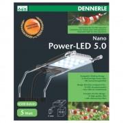 Dennerle Nano PowerLED 5.0 - 5 W para aquários de 10 l-30 l