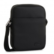 Мъжка чантичка LACOSTE - Slim Vertical Camera Bag NH2340HC Black 000