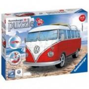 RAVENSBURGER 3D puzzle (slagalice) - vw bus t1 RA12516