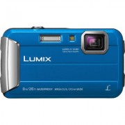 Panasonic Lumix DMC-FT30 Outdoor Kamera, 16,1 Megapixel, 4x opt. Zoom, 6,7 cm Display
