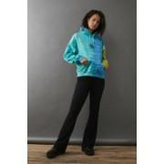 Urban Outfitters UO - Sweat à capuche tie-dye motif champignon- taille: M/L
