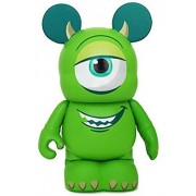 "Disney Parks Exclusive Theme Park Favorites Vinylmation : 3"" Mike Wazowski Monsters Inc"