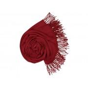 Carlo Romani Dámská červená jahůdka pašmína P9