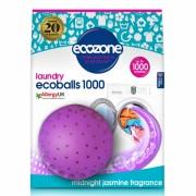 Ecoballs – Bile eco pt.spalarea rufelor, cu parfum de iasomie, 1000 spalari