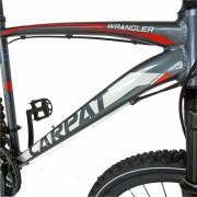 Bicicleta Mtb-Ht 29 Carpat Wrangler C2955B cadru aluminiu culoare grirosu