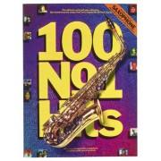 Wise Publications 100 No.1 Hits (Alto-Sax)