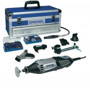 DREMEL 4000-6/128 Platinum edition Unealta multifunctionala 175W + Accesorii Speed clic F0134000KE
