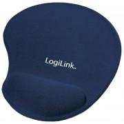 Mousepad silicon LogiLink ID0027B (Albastru)