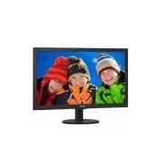 Monitor 23.6 Philips LED 43V5QHABA, Preto